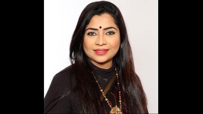 BJP leader Shweta Shalini