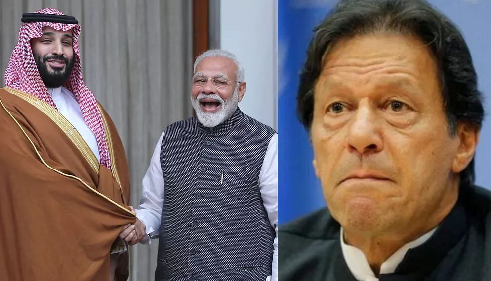The perks of virtue-signalling: How heckling Saudi Arabia about Kashmir cost Pakistan over Rs 7,464 crore