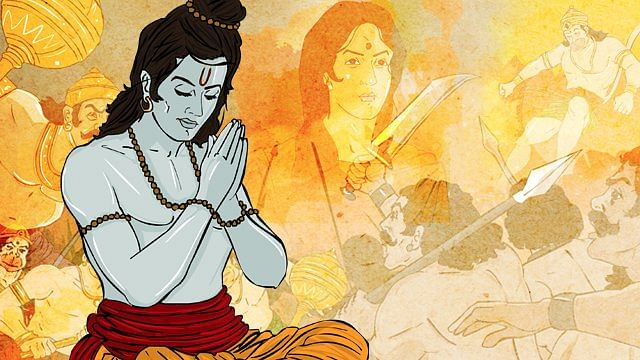 Rama — integral across the length and breadth of India