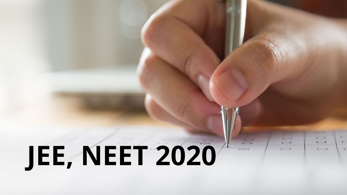 Due to travel restrictions, floods & COVID concerns, many aspirants to miss NEET-JEE next month