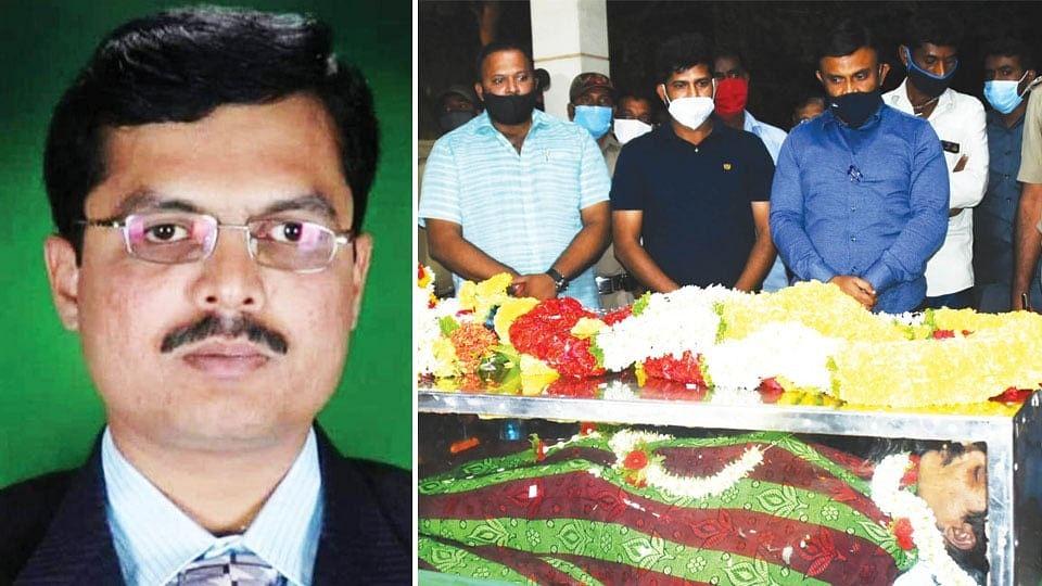 Karnataka: IAS Officers Association says case against Mysuru zila panchayat CEO is unjust