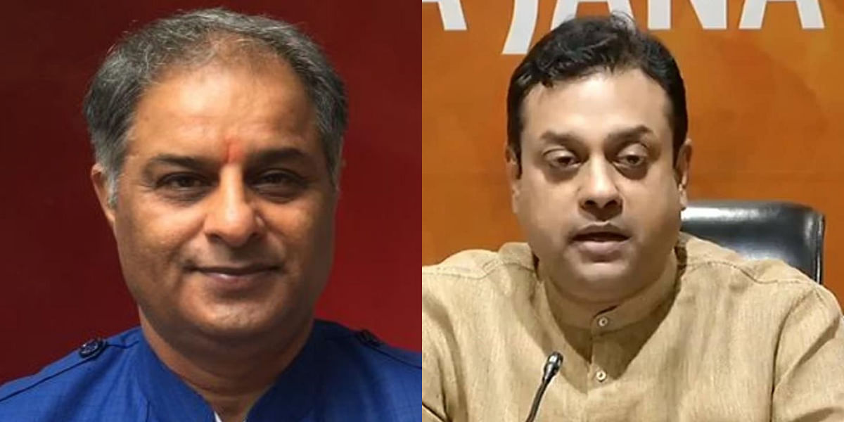 After Rajiv Tyagi's death, WB Congress files police complaint against Sambit Patra