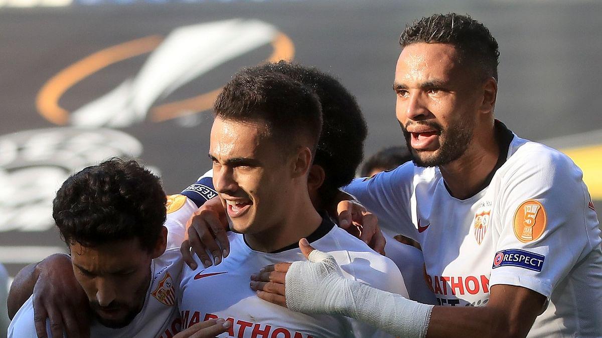 Europa League highlights: Sevilla, Inter, Wolves advance to tournament quarter finals