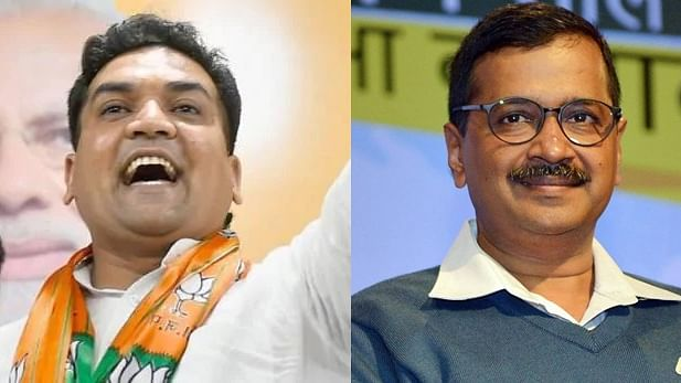 Keeping it classy: On his birthday, Kapil Mishra compares Arvind Kejriwal to a germ