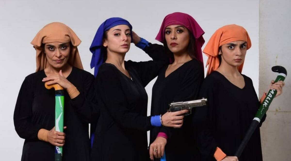 Asim Abbasi's Churails - A story of burqa-clad feminist vigilante group in  Pakistan
