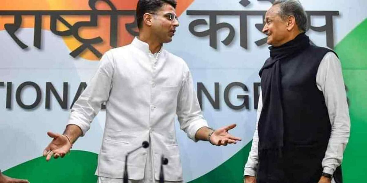 Rajasthan Political Crisis: If the party high command forgives rebels, I shall embrace them, says Gehlot