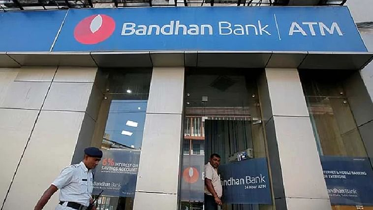Bandhan Bank plunges 9.8 percent post block deals