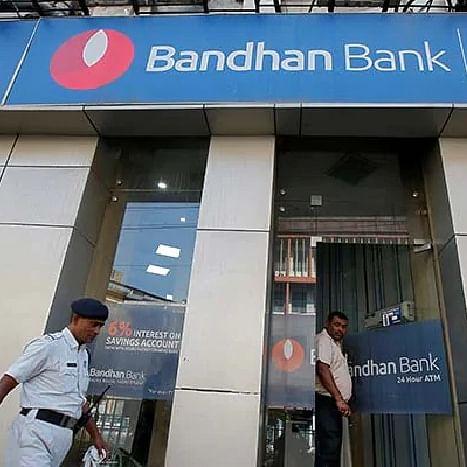 Bandhan Bank plunges 9.8 percent post block deals