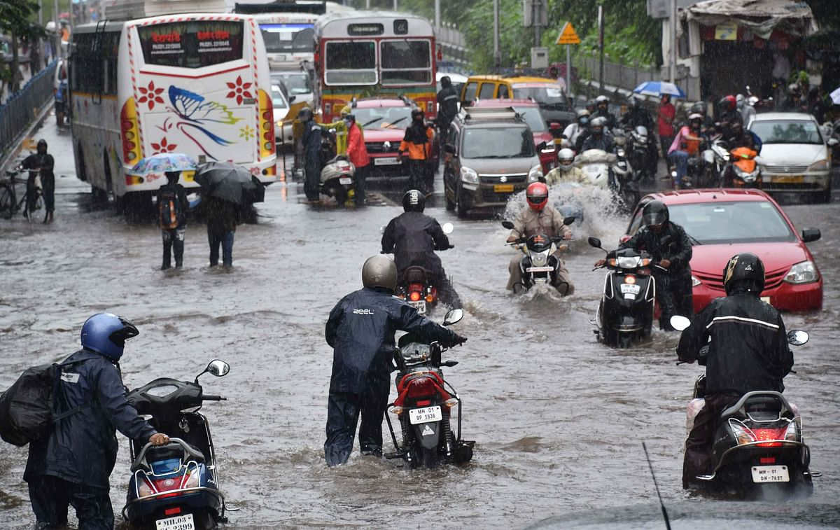 Mumbai Rains: As skies open up, city shuts down