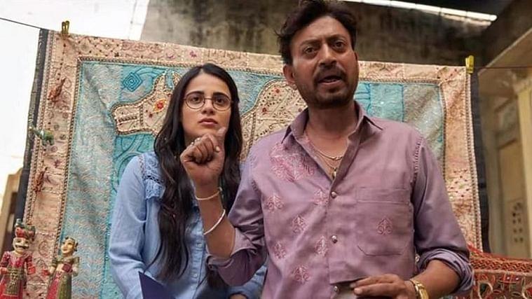 Radhika Madan says she used to call Irrfan Khan papa even off sets