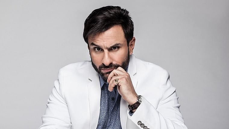'I got thrown out of my own movie,' says Saif Ali Khan