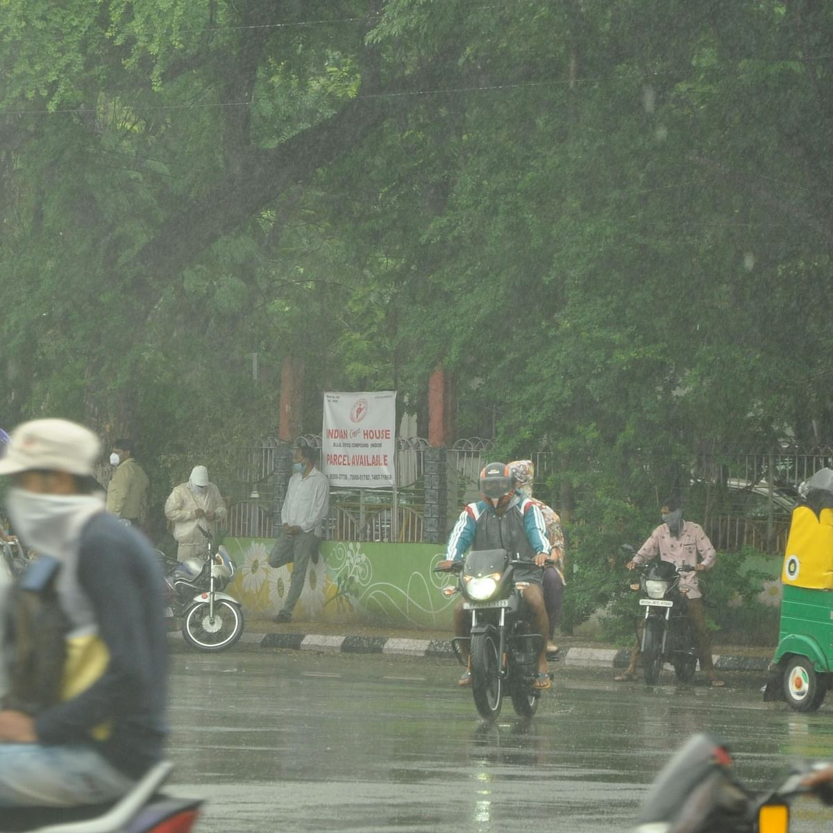 Indore Weather Update: Over 19 inch rain recorded so far