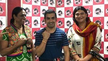 Raksha Bandhan 2020: When Gautam Gambhir got rakhis tied by his trans sisters