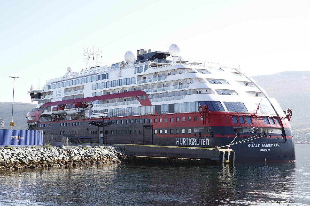 Coronavirus sneaks into Norwegian cruise ship, 40 test positive
