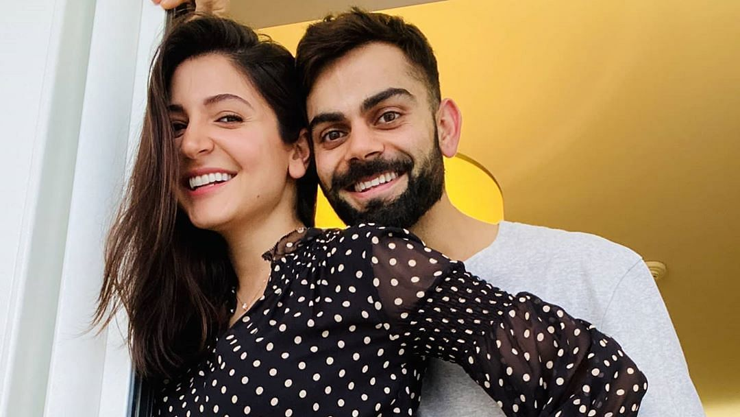 Virat Kohli birthday special: Indian skipper's adorable daddy-to-be moments with Anushka Sharma