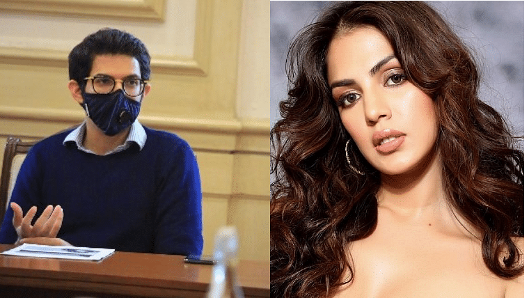 Rhea Chakraborty has never met or spoken to Aaditya Thackeray: Lawyer Satish Maneshinde