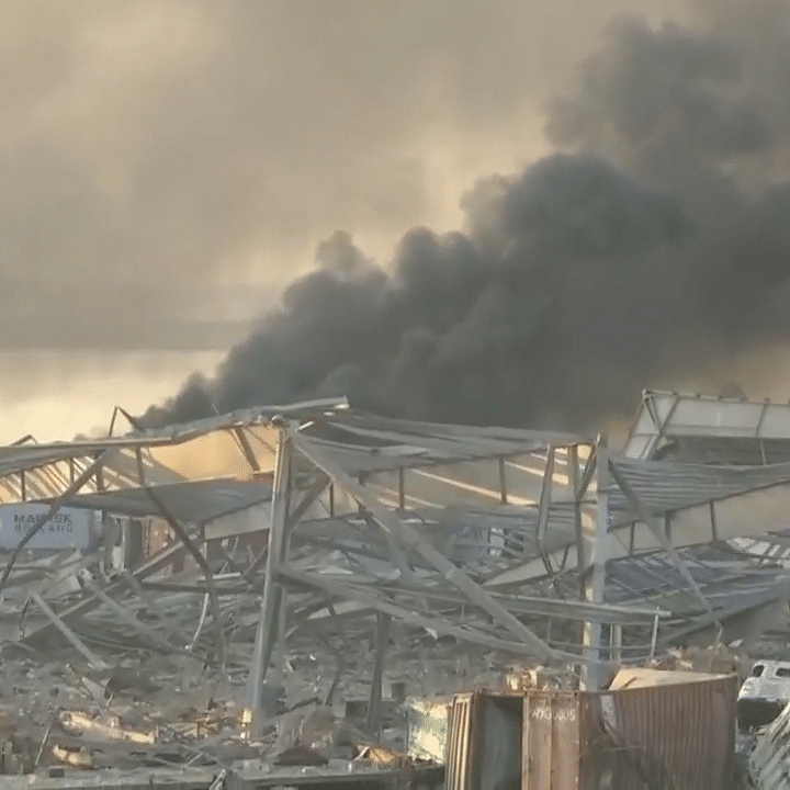 Beirut Explosion: Check out pics and videos from massive explosion in the capital city