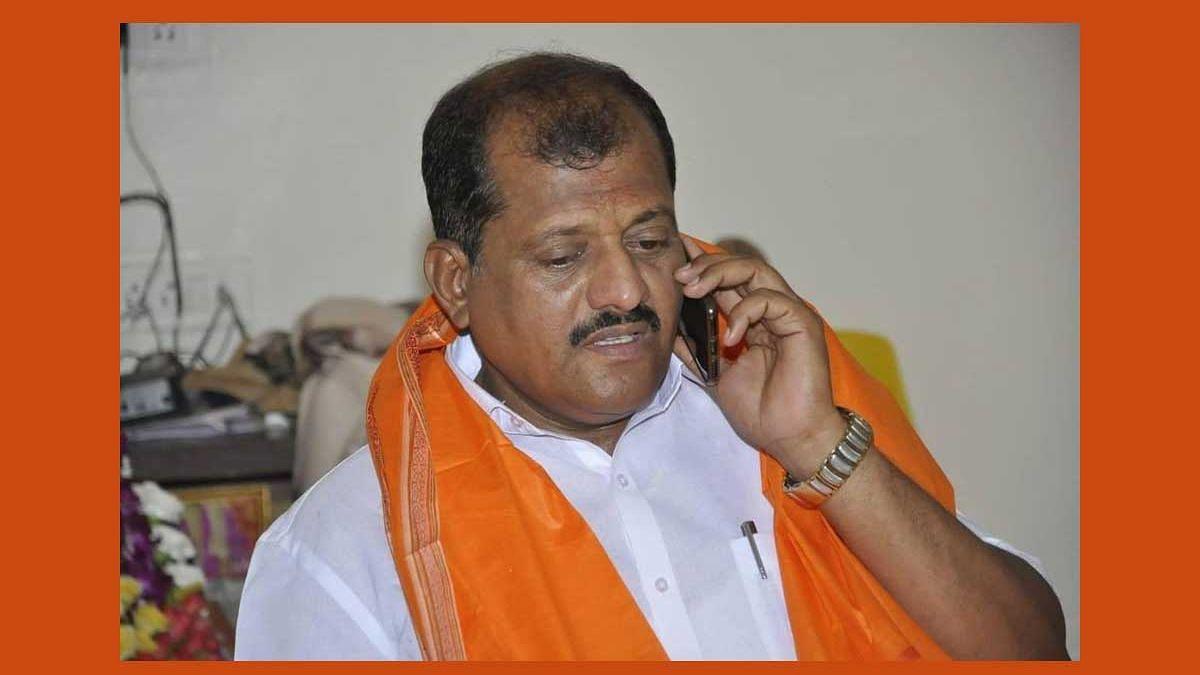 Shiv Sena MP Bandu Jadhav sends resignation letter to Uddhav Thackeray complaining 'NCP's domination'