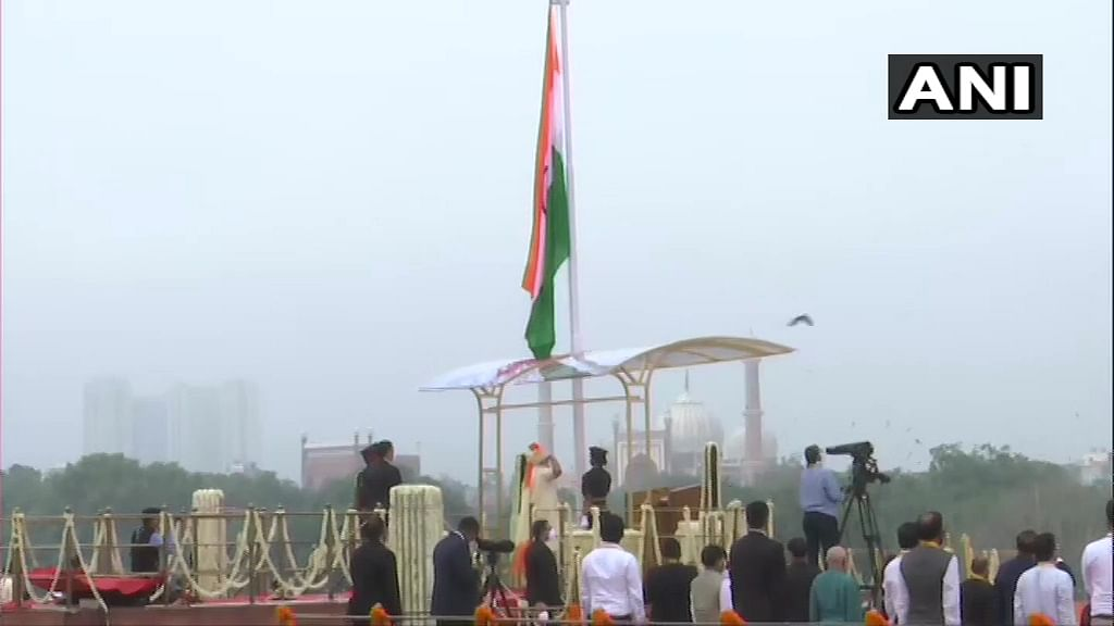 Independence Day 2020 latest updates: Prime Minister Narendra Modi unfurls National Flag at Red Fort