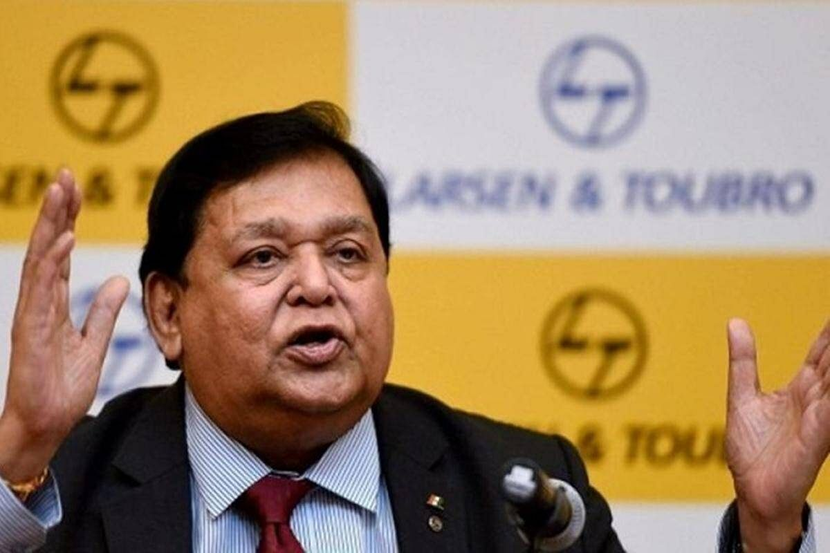 Revival of COVID-19-hit economy will depend on quicker decision making, says L&T Chairman A M Naik