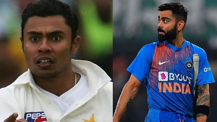 As former Pakistan cricketer Danish Kaneria says 'Jai Shri Ram', Twitter wonders why Kohli, Sachin, Ganguly, Rohit are silent