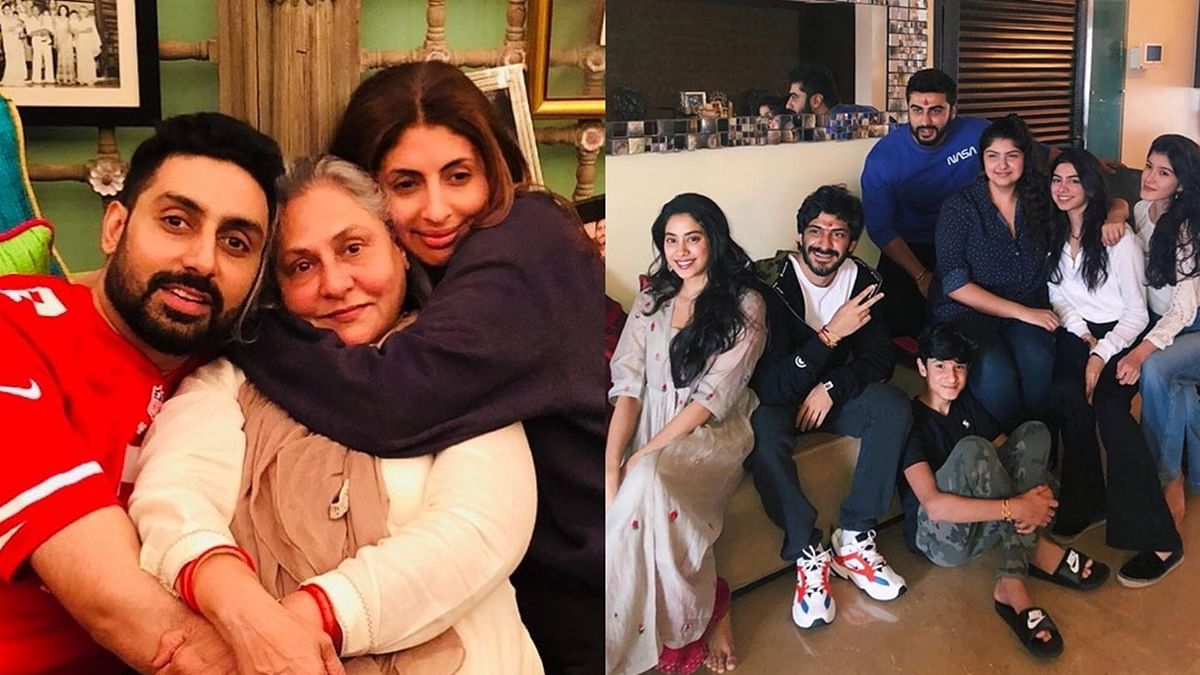 Raksha Bandhan 2020: Bachchans, Kapoors, Pataudis – Meet the most entertaining siblings of B-town