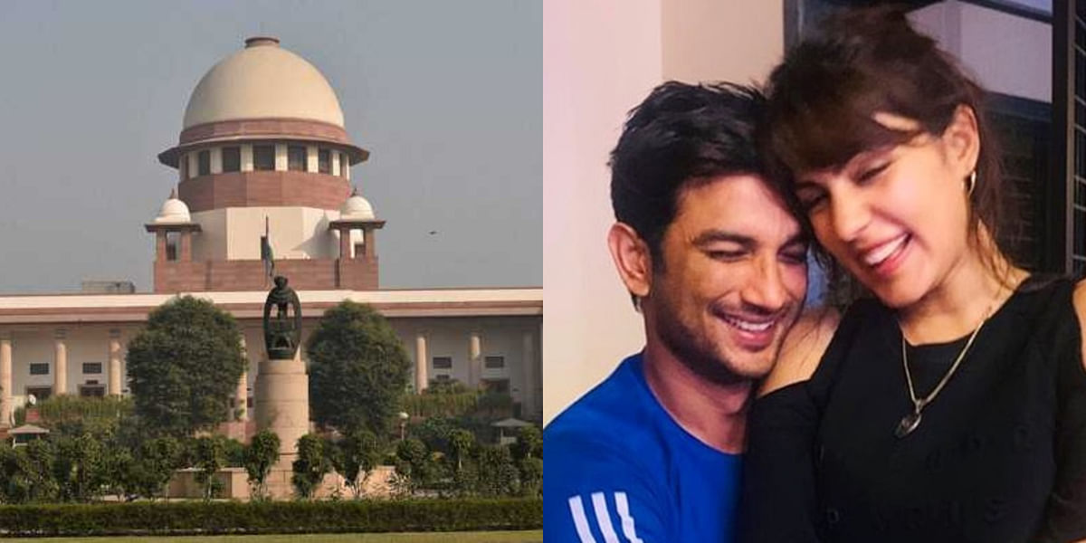 Sushant Singh Rajput's death: Centre moves SC; asks to be party to actress Rhea Chakraborty's plea
