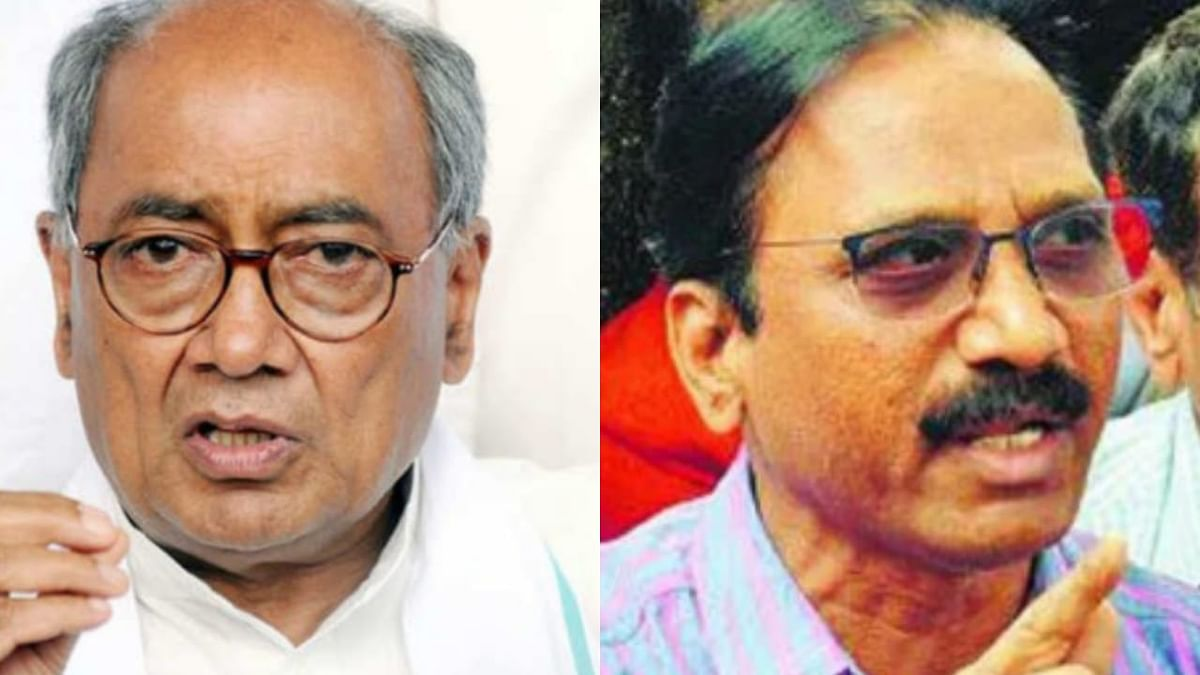 'My sympathies have always been with him': Congress leader Digvijaya Singh on MP Dalit IAS Ramesh Thete