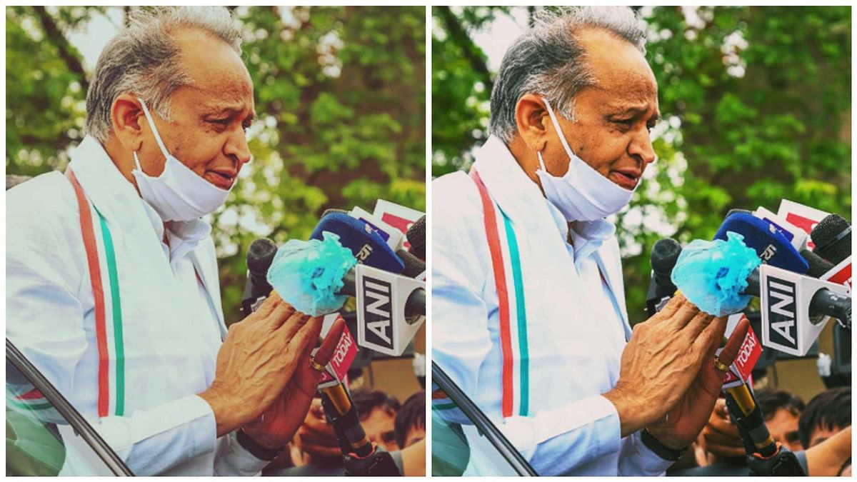 Ahead of Rajasthan assembly session, Ashok Gehlot asks all 200 MLAs to stand with truth & save democracy