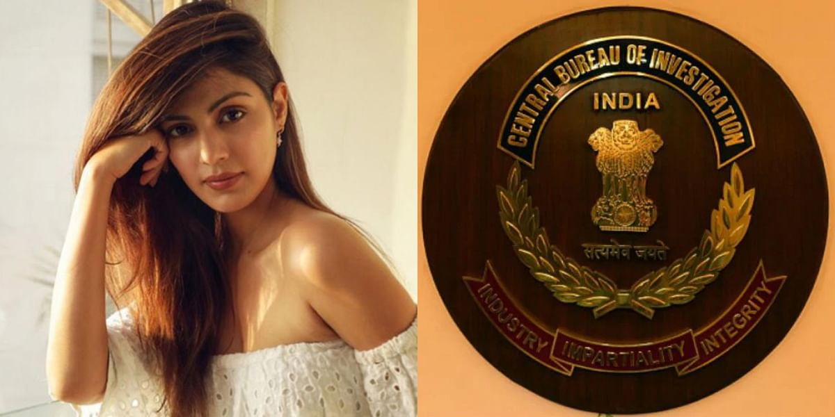 Sushant Singh Rajput's death: CBI registers FIR against Rhea Chakraborty and family