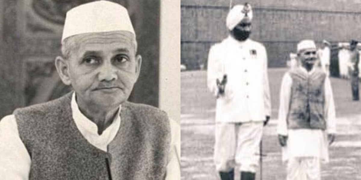 On 74th Independence Day, Lal Bahadur Shastri's granddaughter shares a throwback picture of former PM at Red Fort