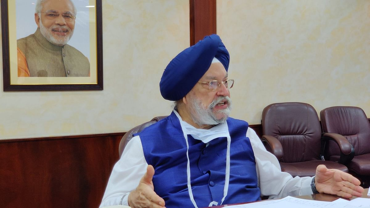 Minimising carbon footprint should be central focus in urbanising India: Hardeep Puri