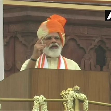 Independence Day 2020 latest updates: Mindset of free India should be 'vocal for local', says PM Modi