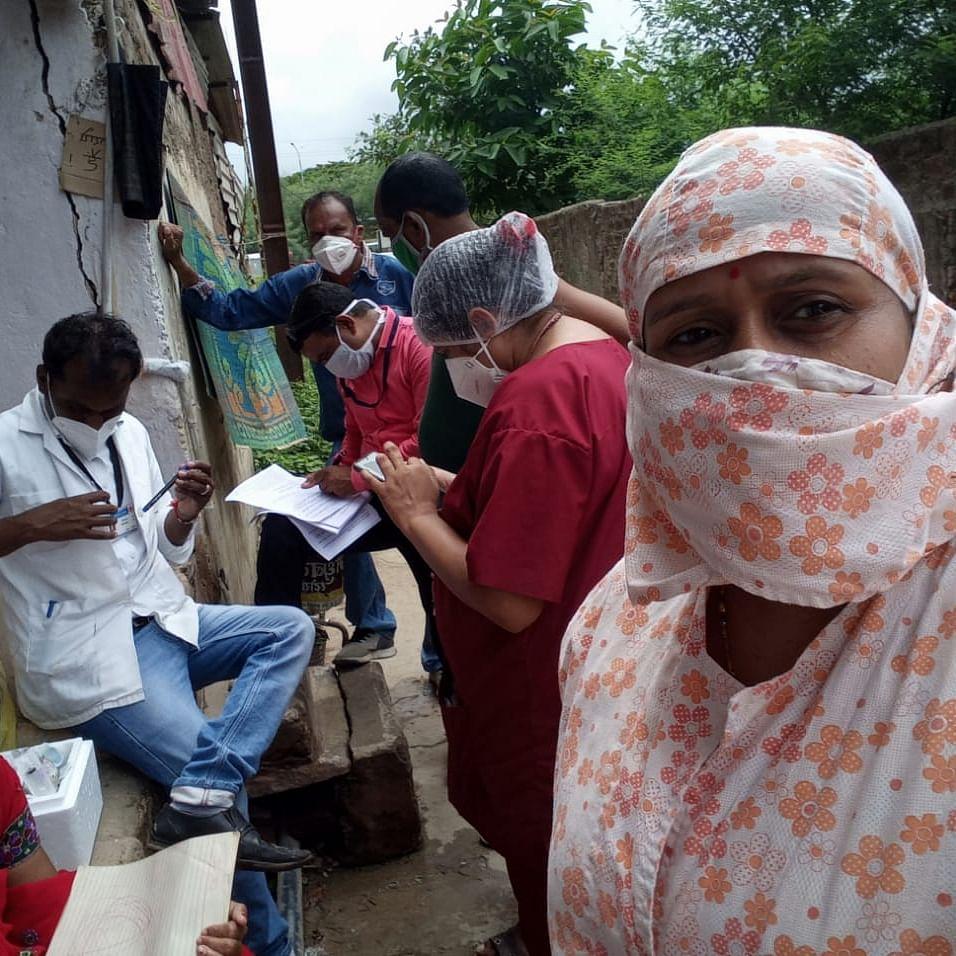 Coronavirus in Indore: Sero Survey team face a wall; people turn away