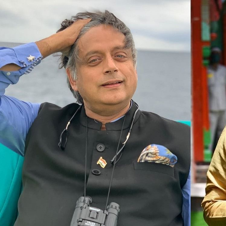 Shashi Tharoor complains about PM Modi's Ayodhya beard, says 'he wanted to appear as Rishi Raj'