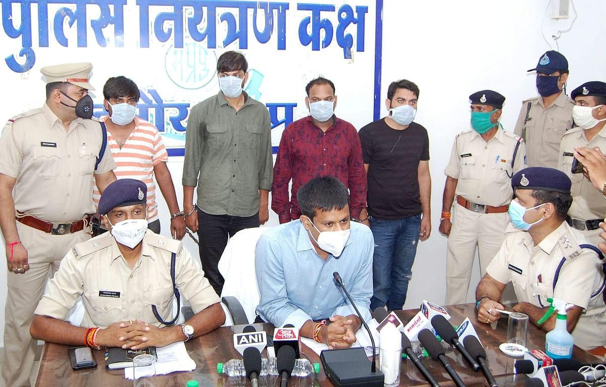 Madhya Pradesh: 4 held with ecstasy drug worth Rs 65 Lakh in Mandsaur
