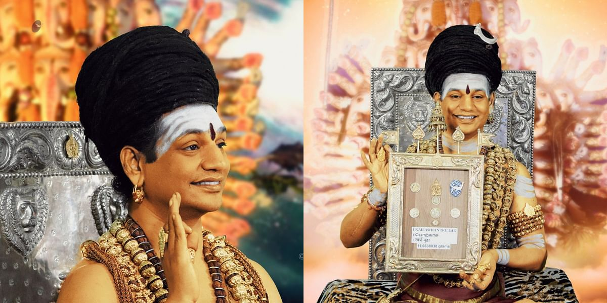 Planning trip to Kailasa? Swami Nithyananda bans 'devotees' from India amid surge in COVID-19 cases