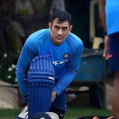 MS Dhoni retires: When MS Dhoni hilariously trolled a journalist in 2016 over 'retirement'