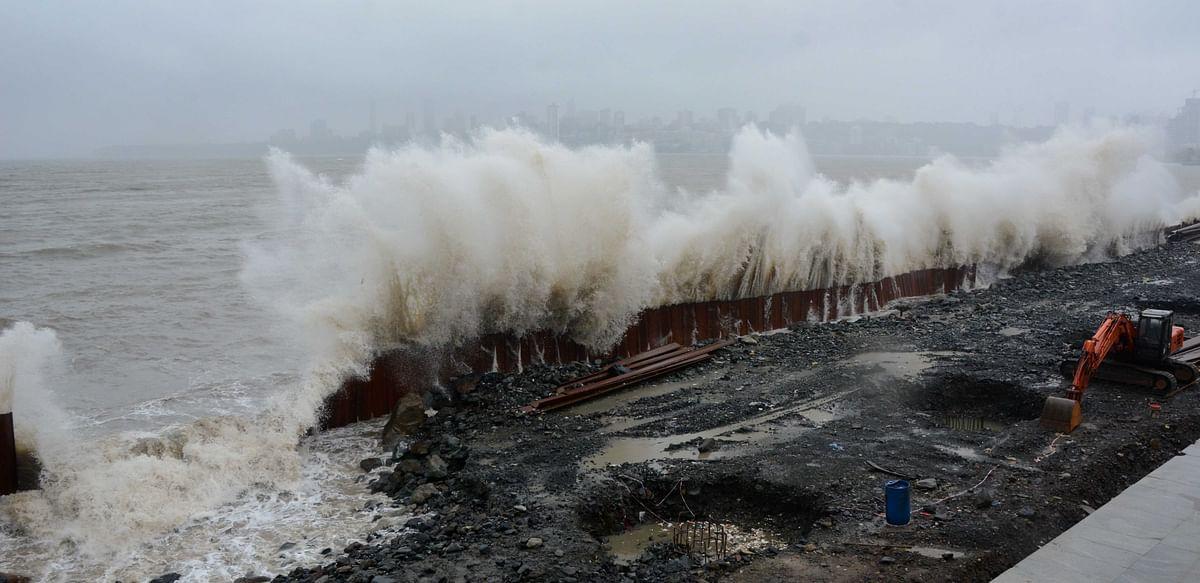Mumbai Rains: City to receive moderate showers