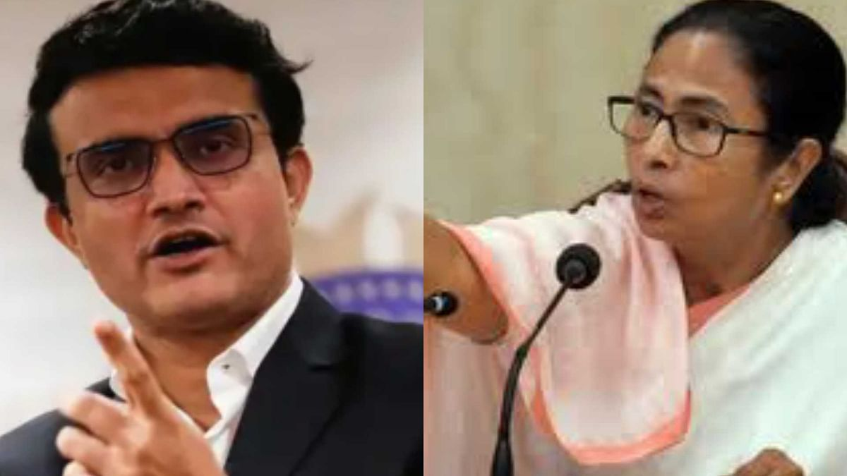 Didi vs Dada? Sourav Ganguly returns land received from TMC government