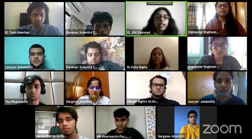 Jai Hind College's Arthanomics 2020 goes online