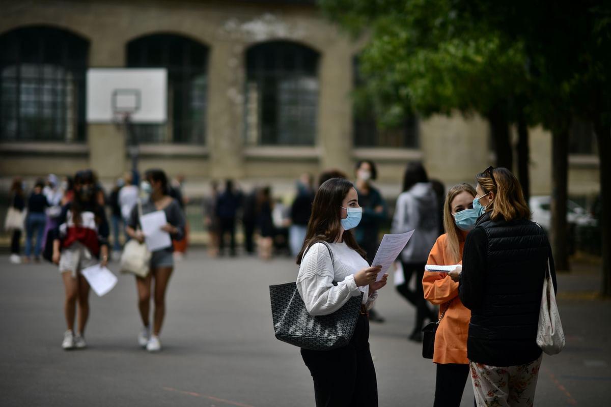 Virus or no virus, New school year dawns in Europe