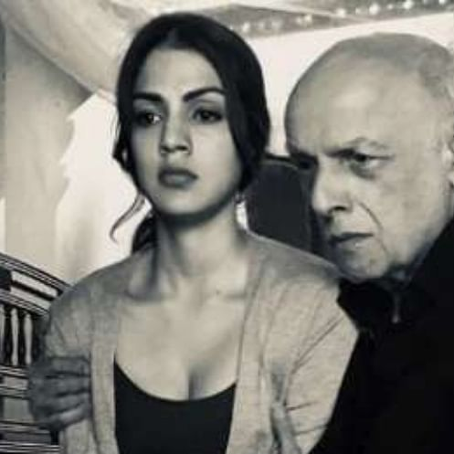 'Pathbreaking journalism': India Today trolled for analysing Mahesh Bhatt and Rhea Chakraborty's WhatsApp messages