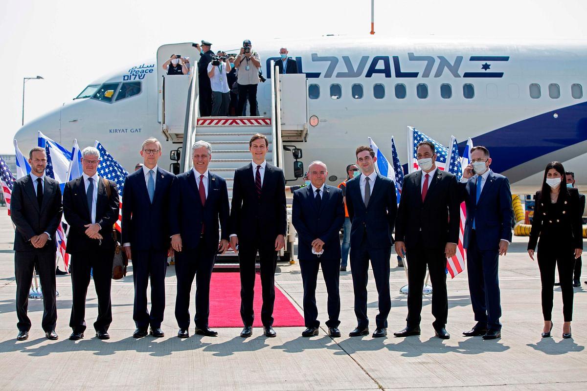 Israel, UAE and new beginnings