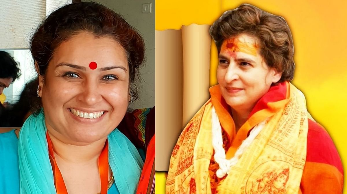 Dear Priyanka ji, isn't it a little late to discover your reverence for Lord Ram, writes Priti Gandhi