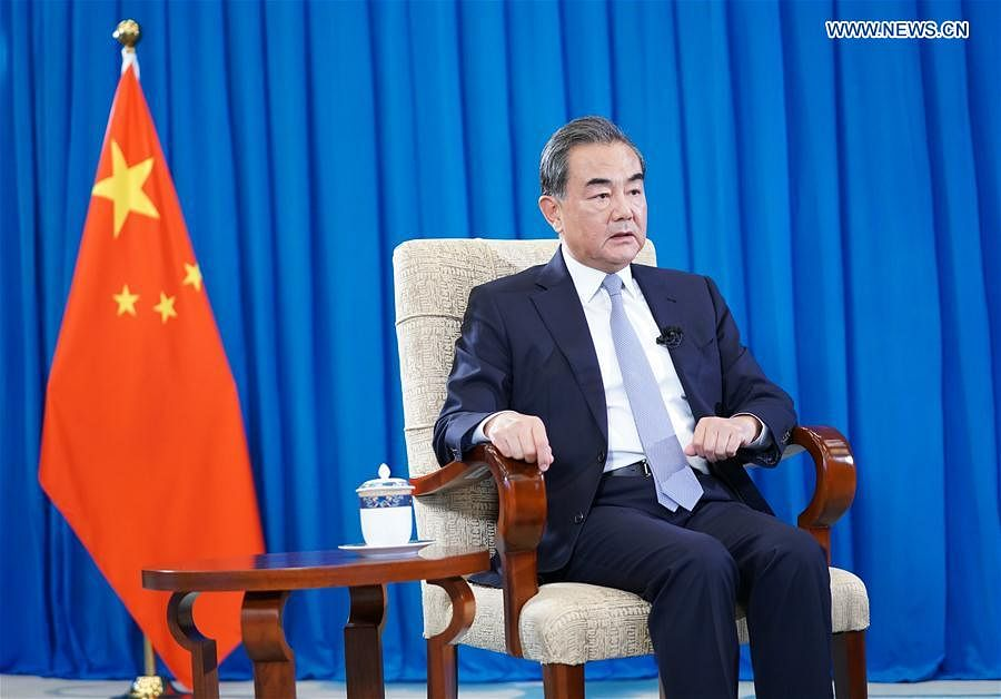 China, Russia to strengthen cooperation in four areas: Chinese FM