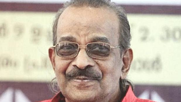 Malayalam poet and film lyricist Chunakkara Ramankutty dies at 84