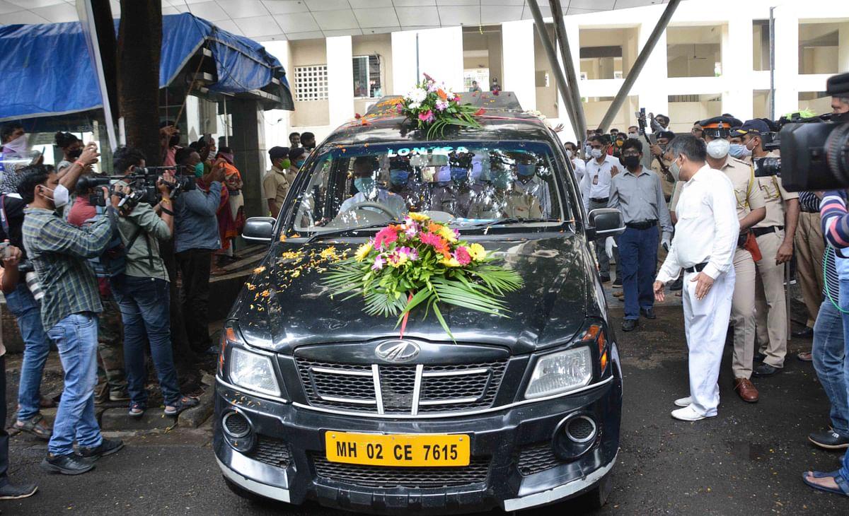 Maharashtra bids adieu to Captain Deepak Sathe.