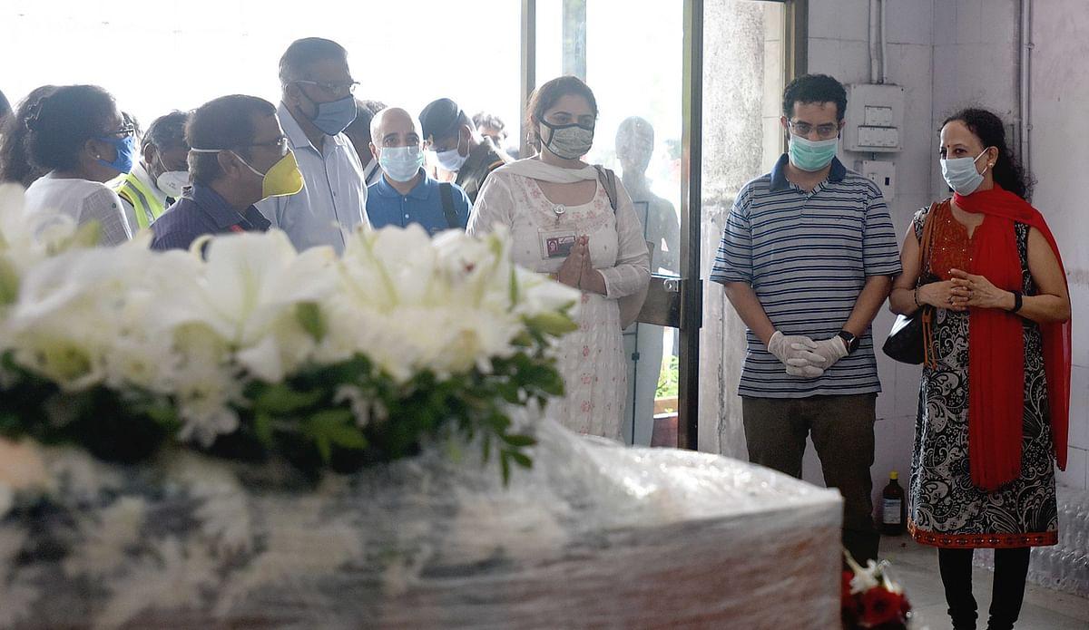 Calicut Air India Express crash: Mortal remains of Captain Deepak Sathe reach Mumbai