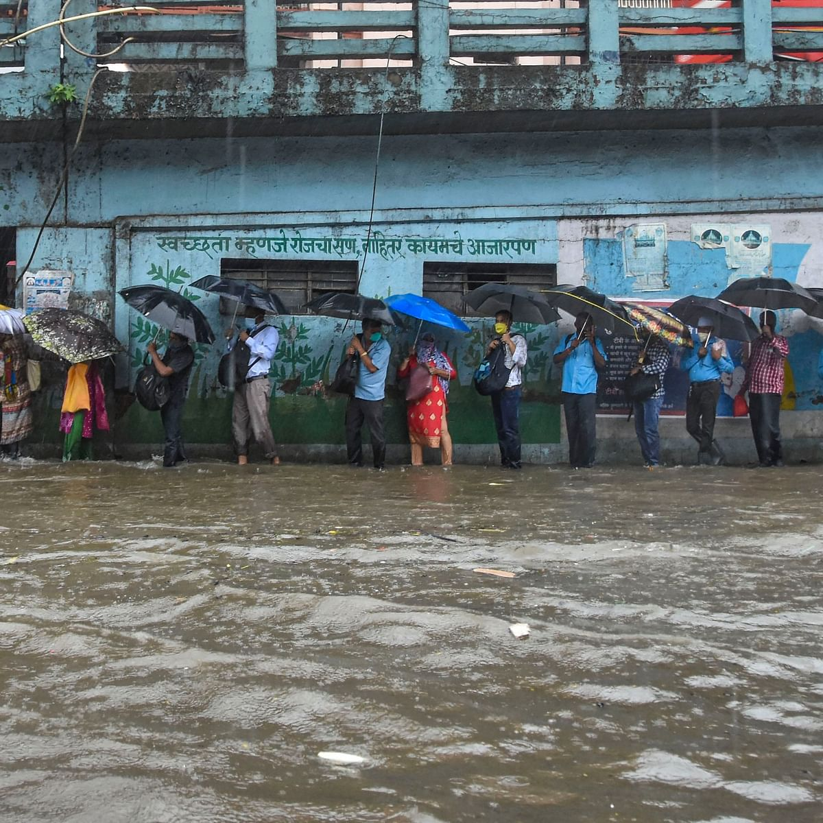 Mumbai: Highest single day rainfall in 46 years